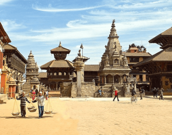 NEPAL, TIBET & BHUTAN TOUR