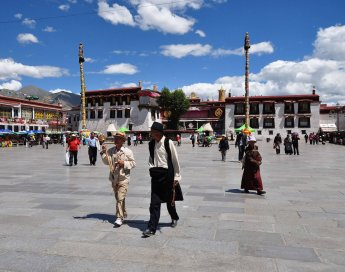 Lhasa tour